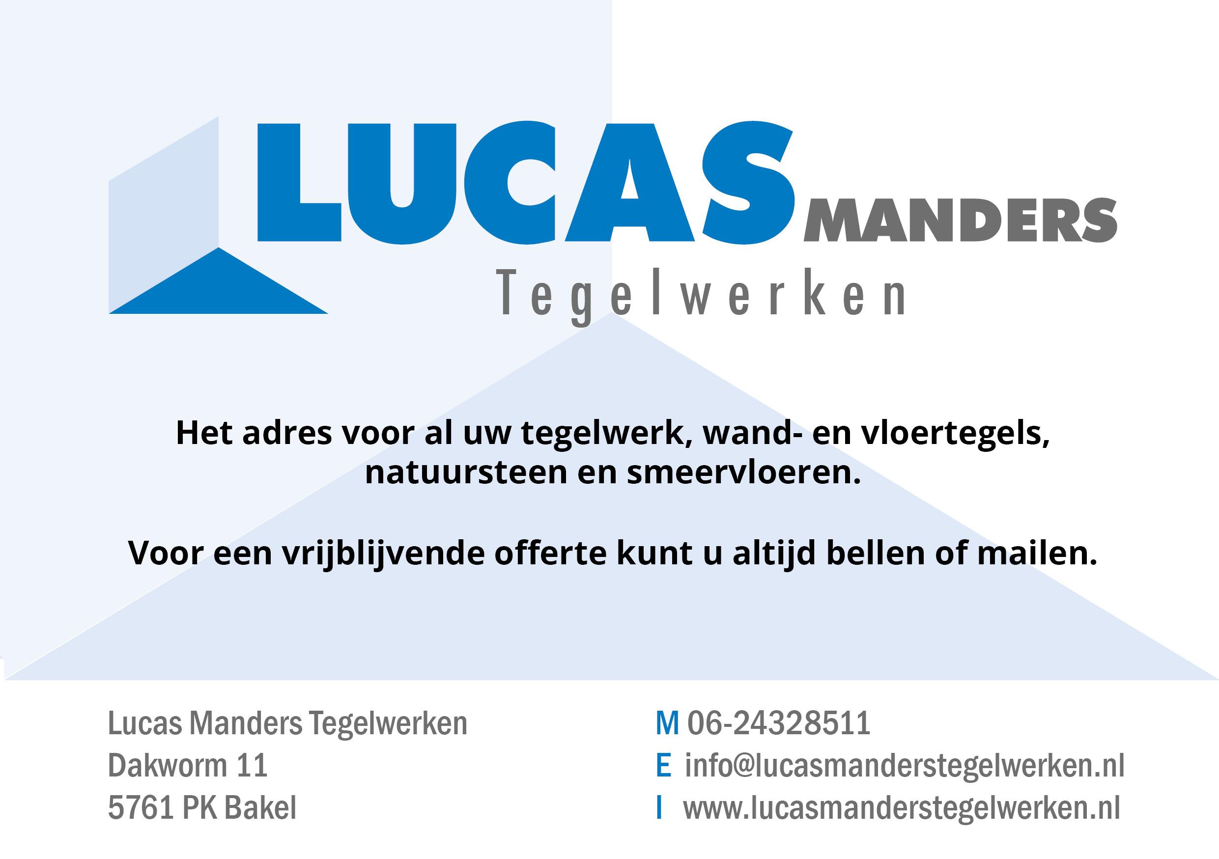 lucas Manders