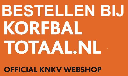 Bestellen bij korfbaltotaal.nl